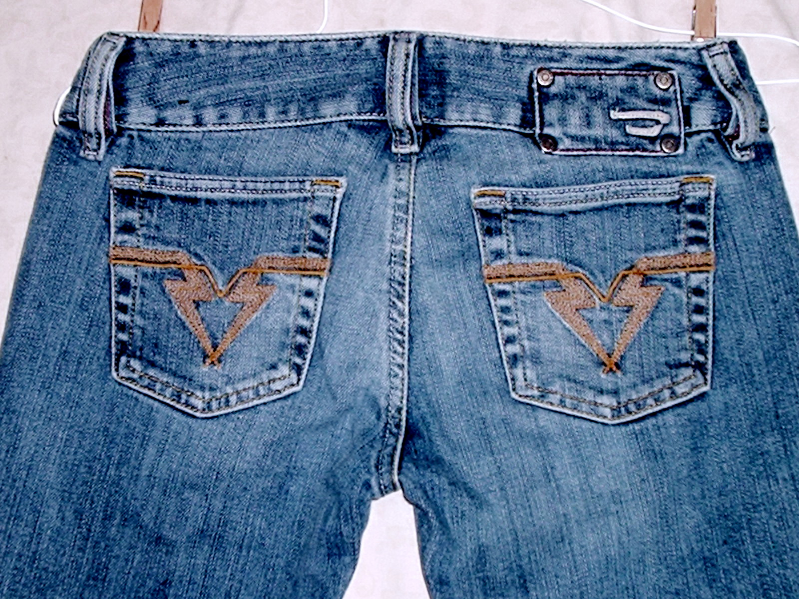 size 26 | urban street used jeans